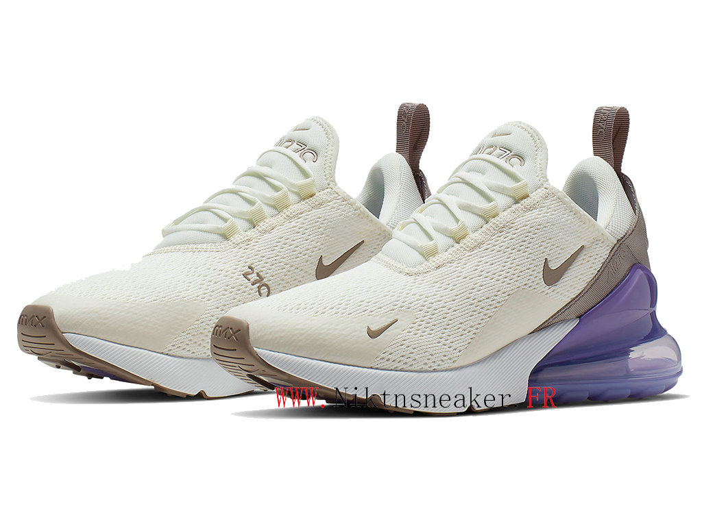 2020 Nike Air Max 270 Blue / Gray / White AH6789-107 Men ́s Women ́s Running Shoes Cushion Cheap