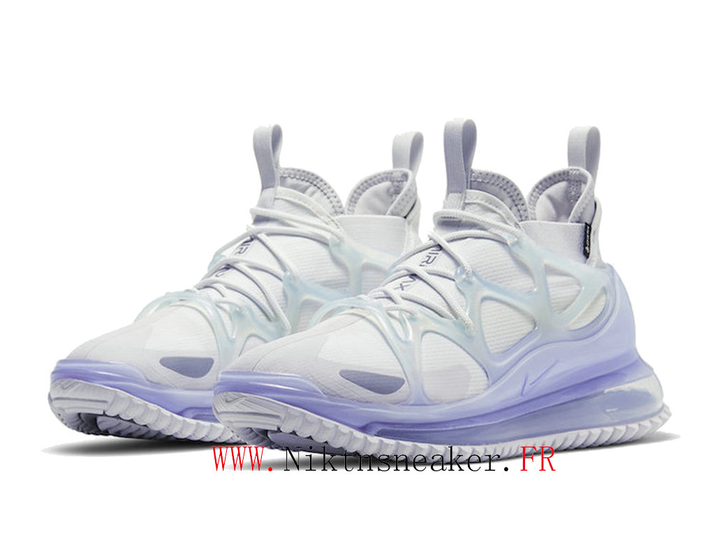 2020 Nike Air Max 720 Horizon White / Purple Shoes Cair Dair For Cheap Men ́s BQ5808-100