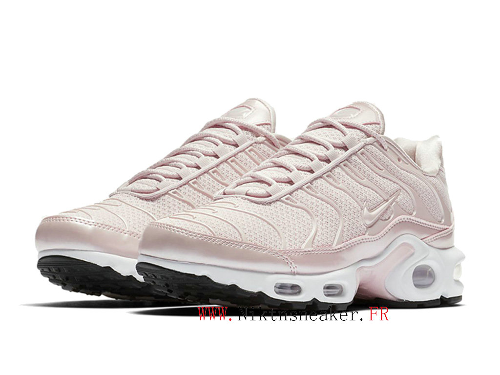 2020 Nike Air Max Plus Tn Gs Black / White / Pink 848891 601 Women ́s Sportswear Cheap Shoes
