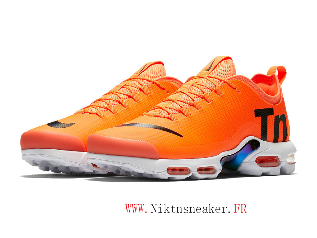 2020 Nike Air Max Plus TN SE White / Orange / Black AQ0242-800 Men ́s Basketball Shoes Cheap Price