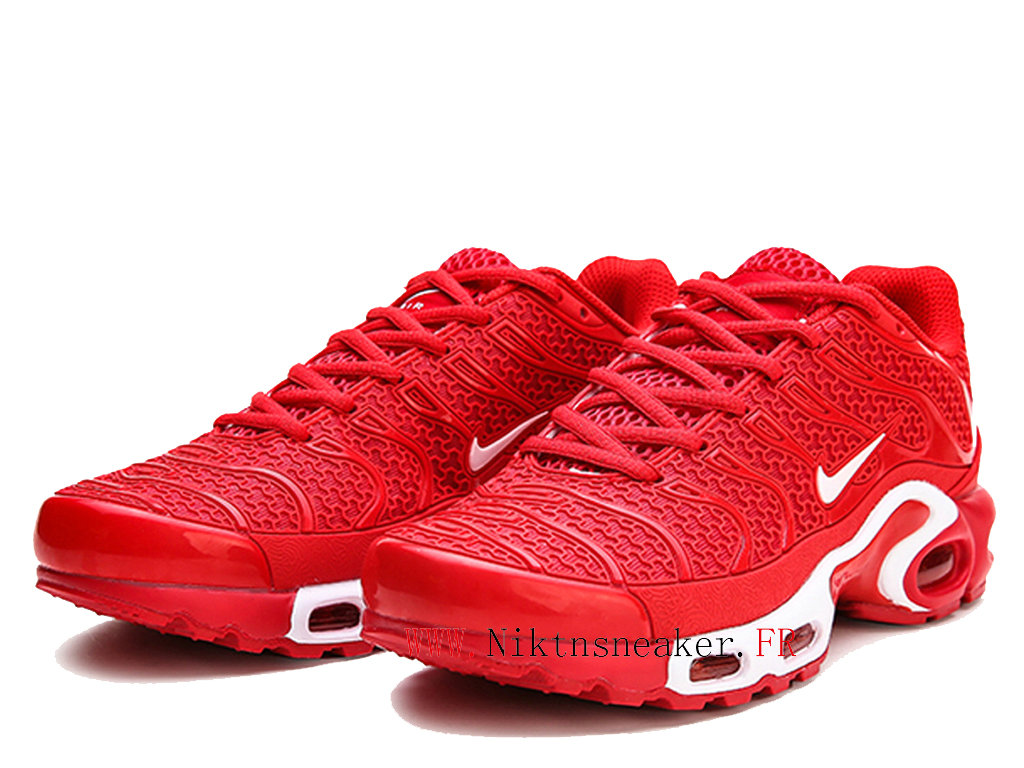 2020 Nike Air Max Tn Requin TXT White / Red 604133-DI0 Men ́s Sportswear Cheap Shoes Women ́s