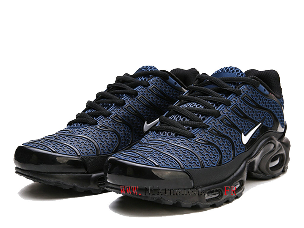 2020 Nike Air Max Tn Requin TXT Black / Blue 604133-104 Men ́s Sportswear Cheap Shoes