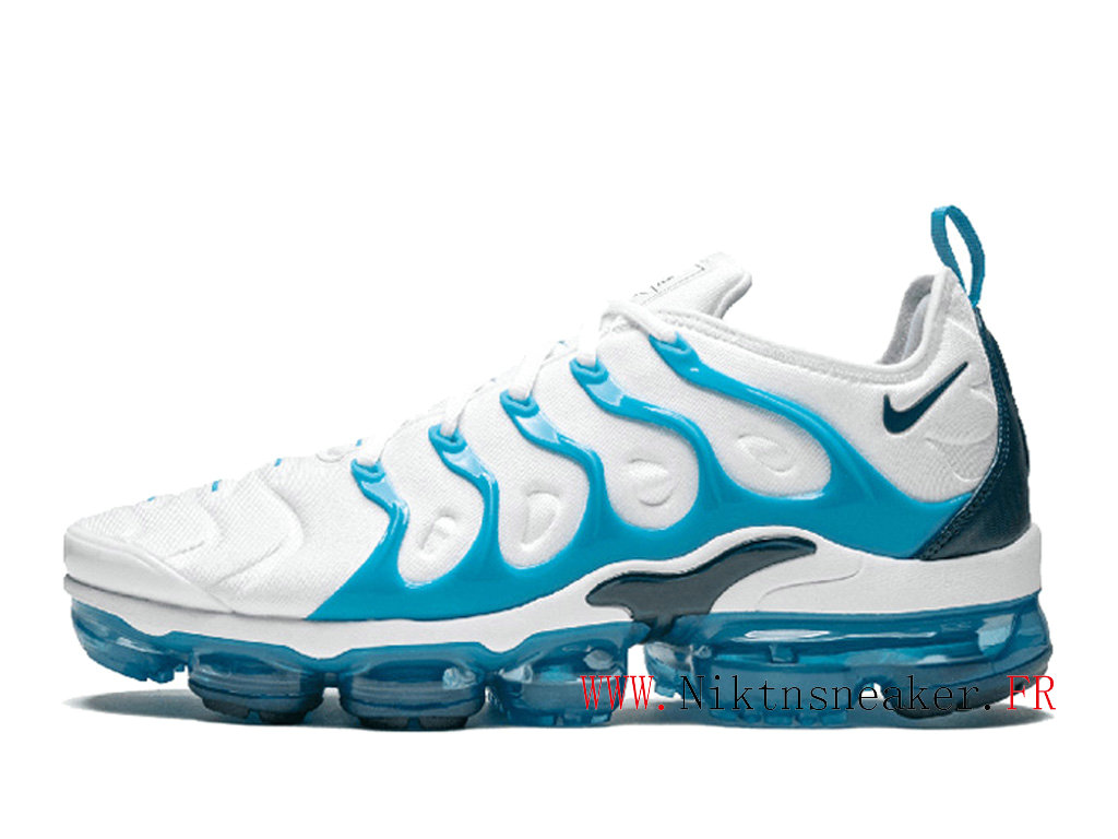 2020 Nike Air VaporMax Plus White / Blue 924453 104 Cushion Dair Shoes Cheap For Men ́s Women ́s