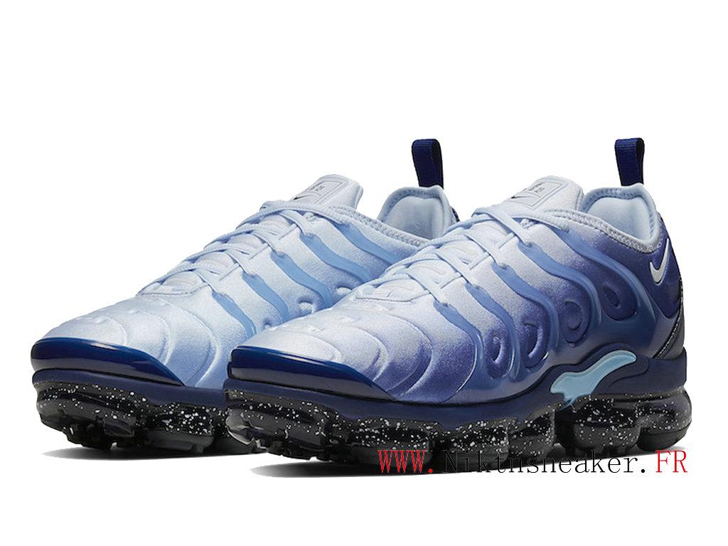 2020 Nike Air VaporMax Plus Blanc Bleu Ciel CK1411 400