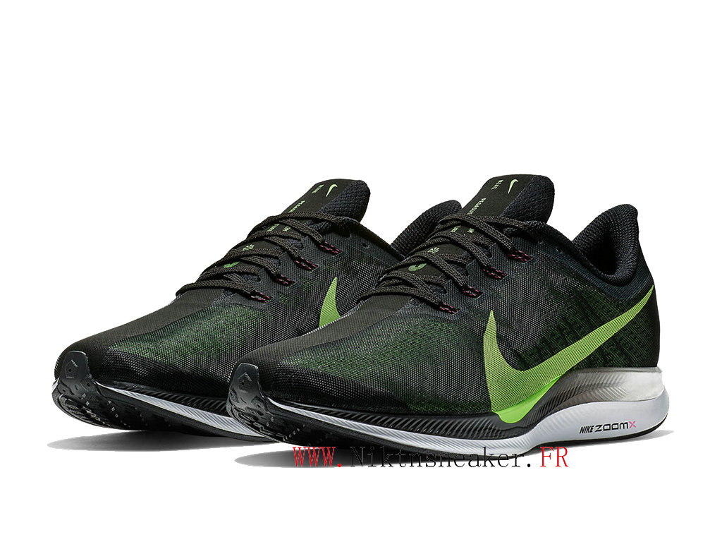 2020 Nike Air Zoom Pegasus 35 AJ4114-004 Men ́s Nike Running Cheap Shoes White / Green / Black