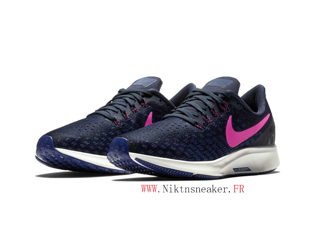 2020 Nike Air Zoom Structure 35 Gs Shoes Price Cheap Women ́s Black / Purple / White 942855 401