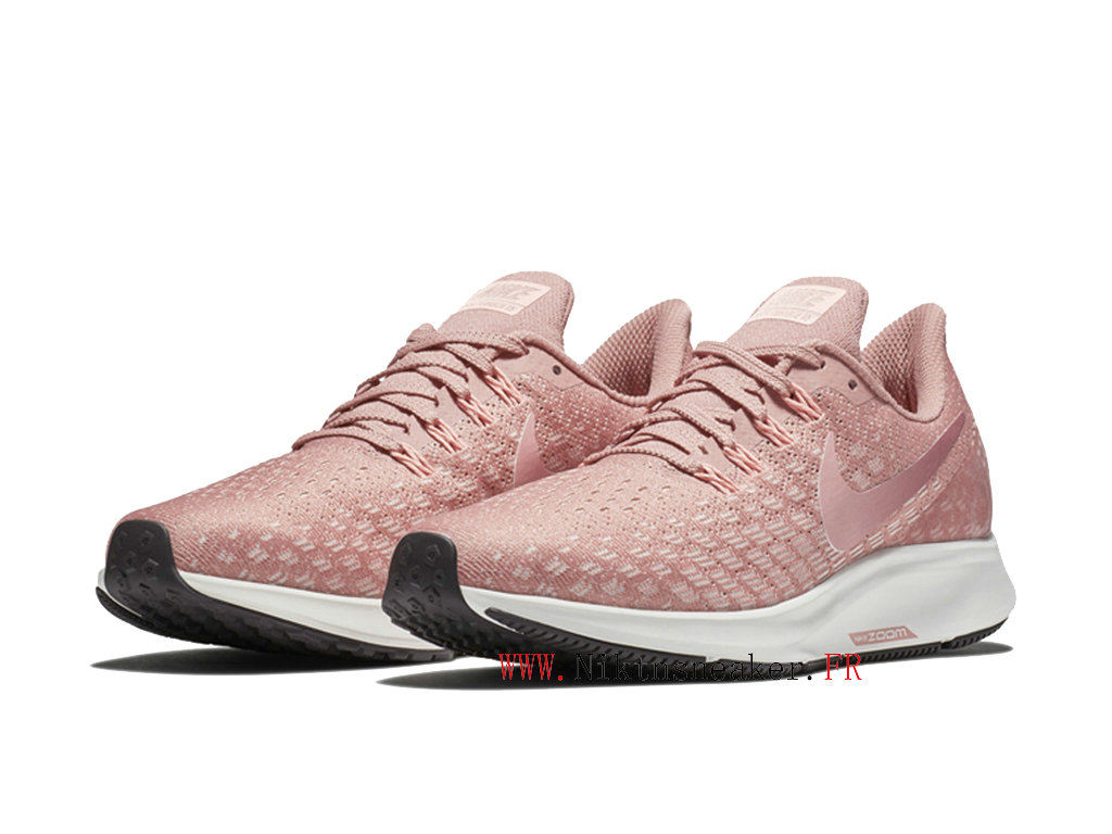 2020 Nike Air Zoom Structure 35 Gs Shoes Price Cheap Women ́s Pink / Black / White 942855 603