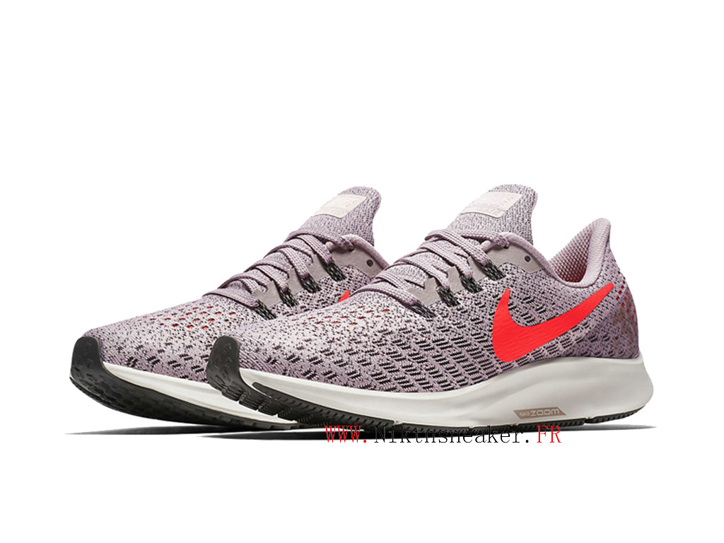 2020 Nike Air Zoom Structure 35 Gs Shoes Price Cheap Women ́s Pink Orange / Black / White 942855 602