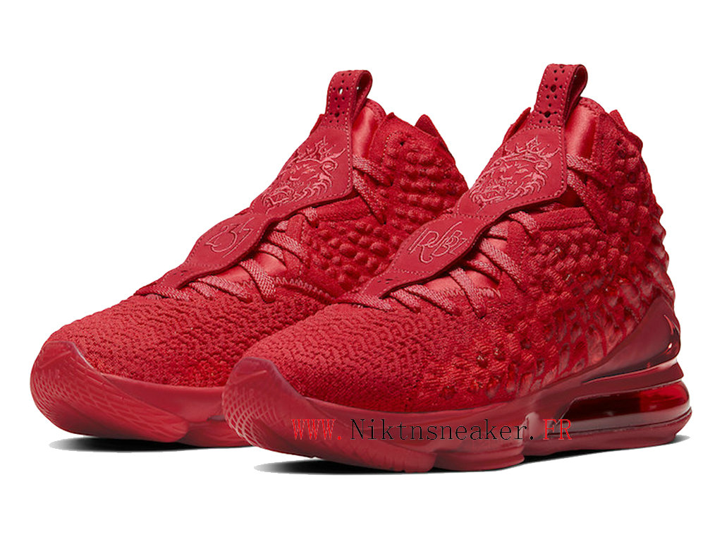 2020 Nike LeBron 17 XVII Universite Red BQ3177-600 Men ́s Cheap Basketball Shoes For