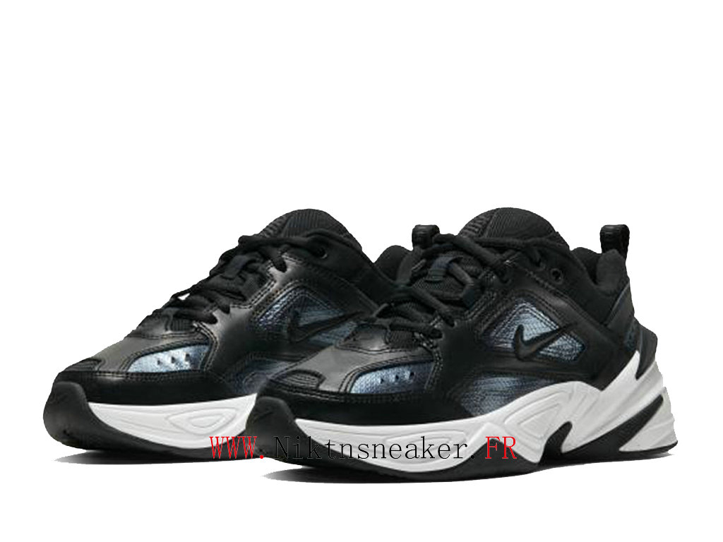 2020 Nike M2K Tekno Black / White CJ9583-001 Sport Men ́s Women ́s Cheap Running Shoes