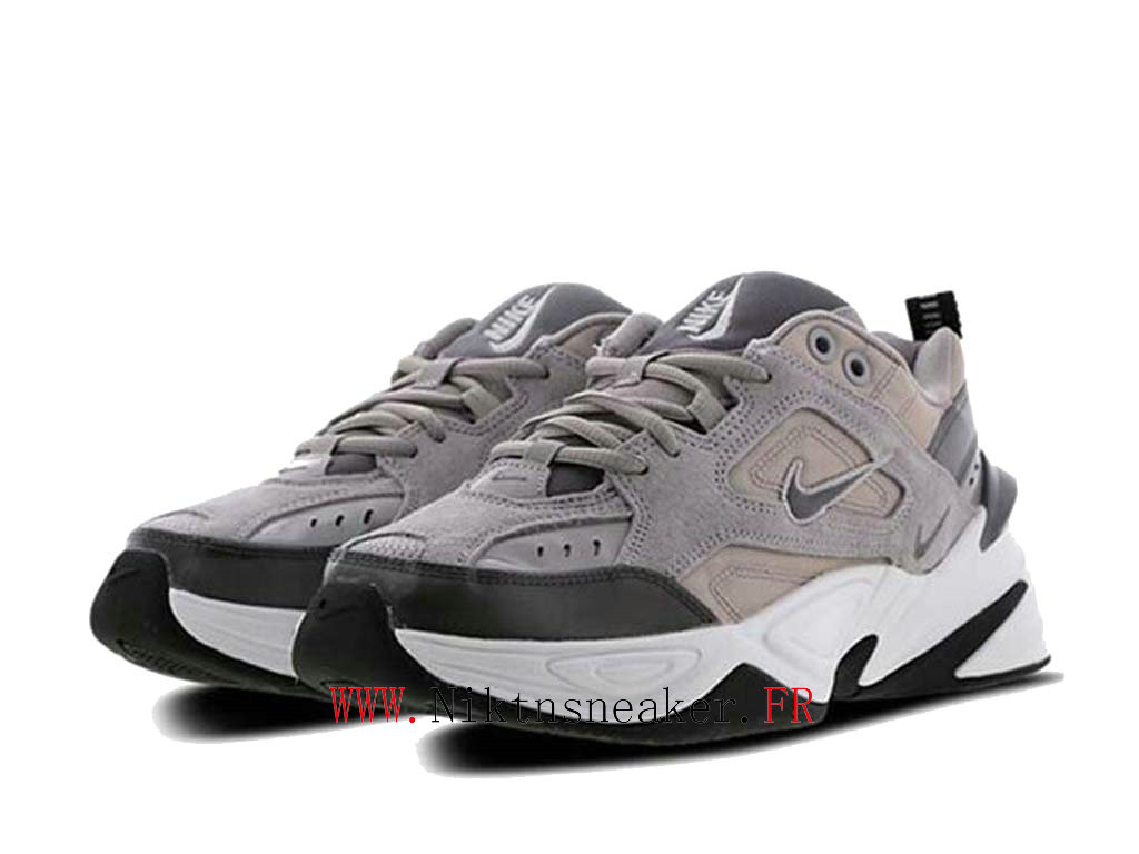 2020 Nike M2K Tekno Black / Gray / White BV7075-001 Sport Cheap Running Shoes Men ́s Women ́s
