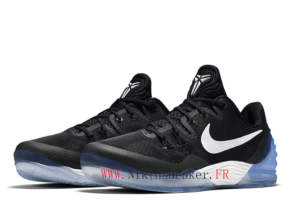 2020 Nike Zoom Kobe Venomenon 5 EP White / Black 853939-011 Men´s Basketball Shoes Low Boots