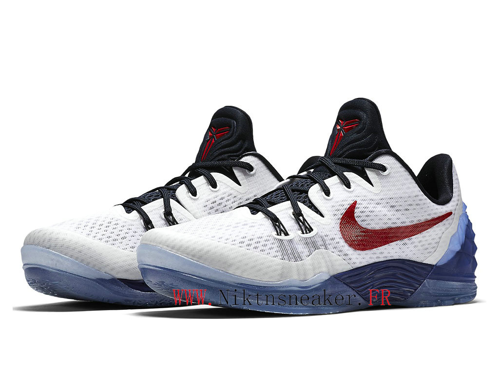 2020 Nike Zoom Kobe Venomenon 5 EP Black / White / Red 815757-164 Men´s Basketball Shoes Low Boots
