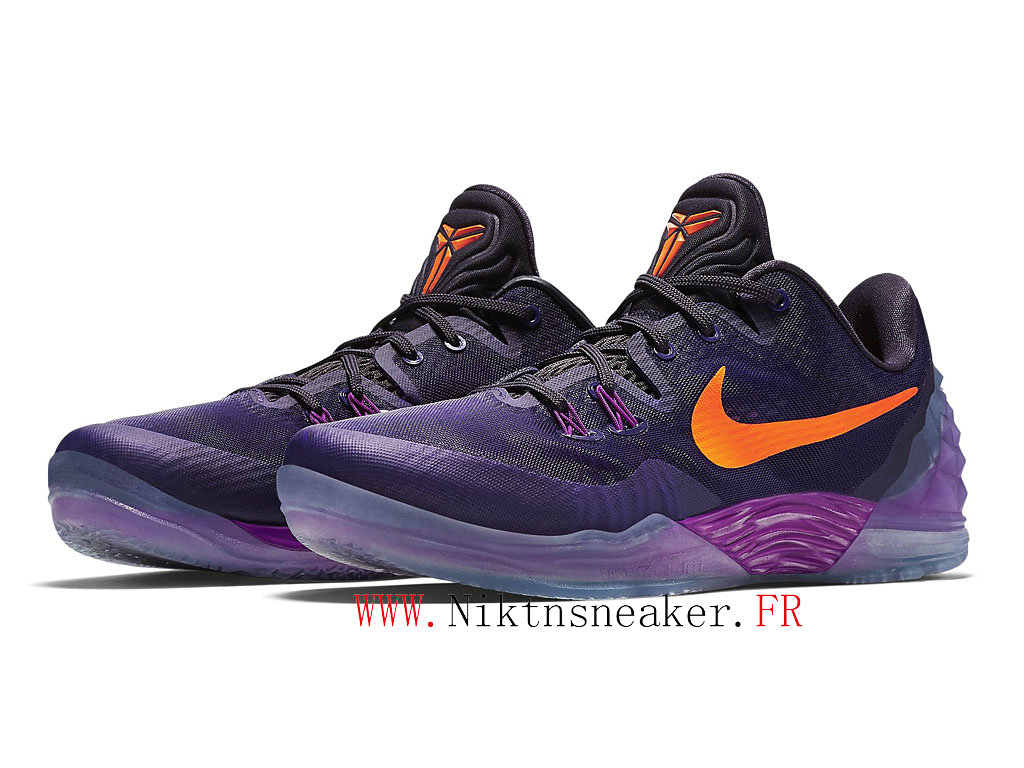 2020 Nike Zoom Kobe Venomenon 5 EP Purple / Orange 815757-585 Men´s Basketball Shoes Low Boots