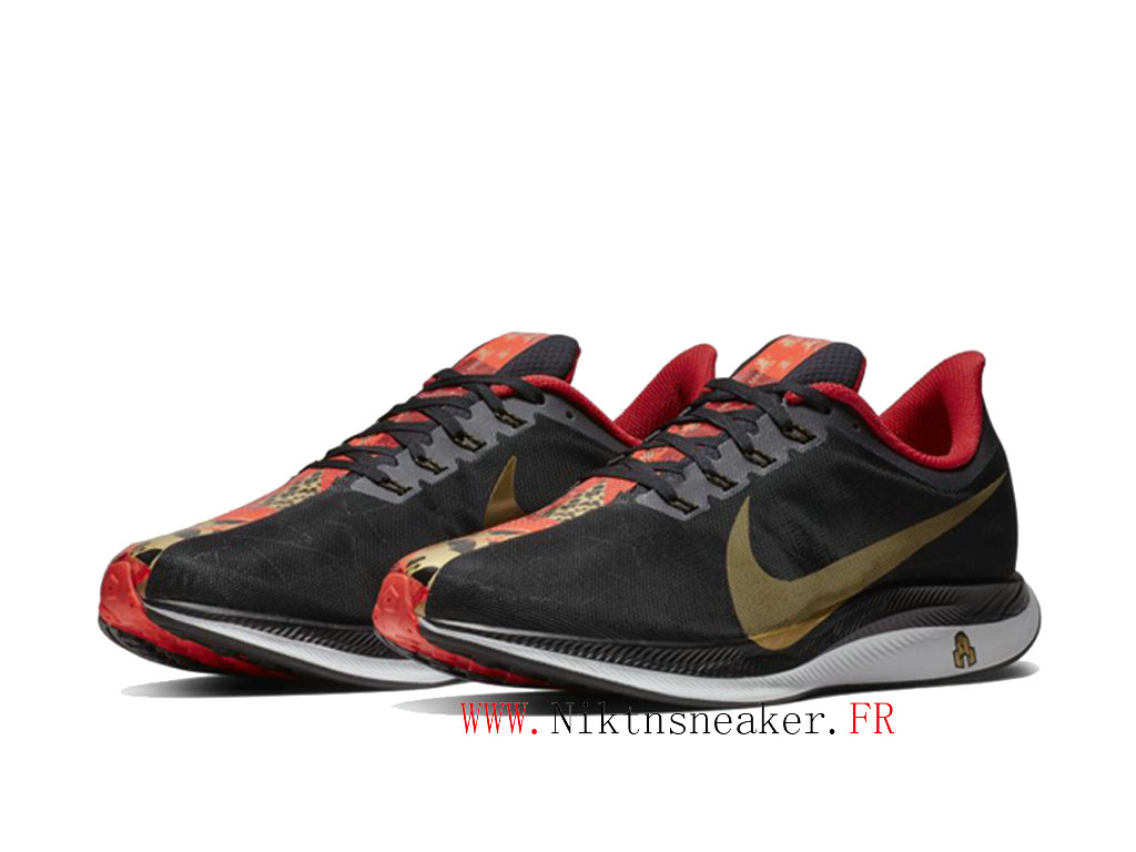 2020 Nike Zoom Pegasus 35 BV6656-016 Men ́s Nike Running Cheap Shoes White Gold / Black / Red