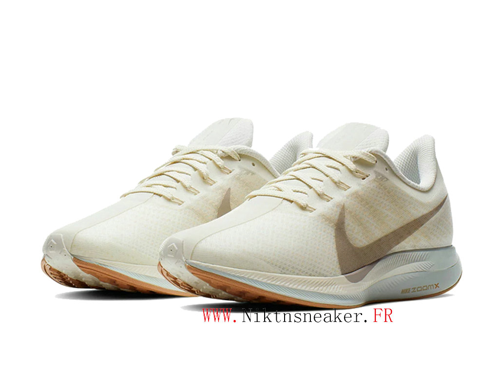 2020 Nike Zoom Pegasus 35 Gs AJ4115 101 Women ́s Nike Running Cheap Shoes White / Beige