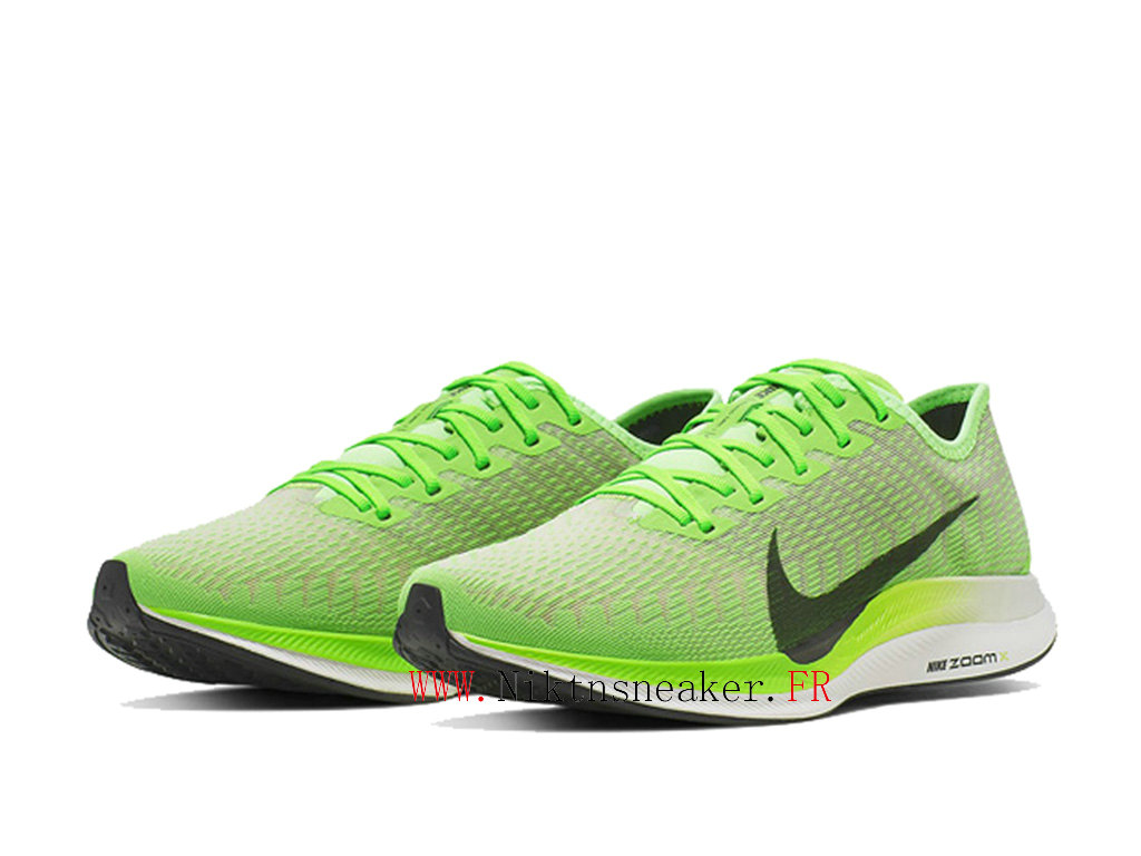 2020 Nike Zoom Pegasus Turbo 2 Black / White Green AT2863 300 Men ́s Nike Running Shoes
