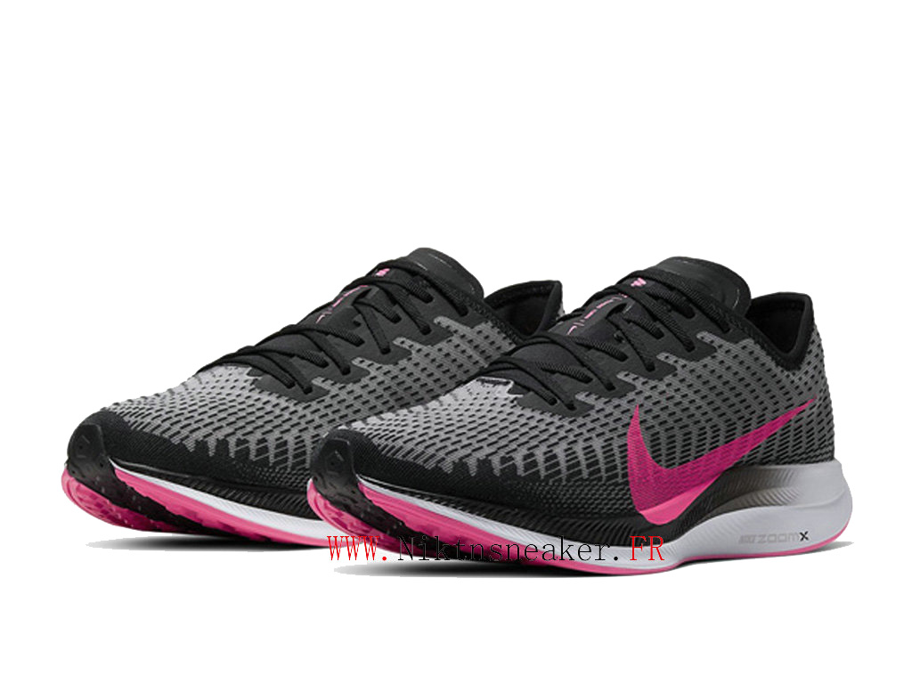 2020 Nike Zoom Pegasus Turbo 2 Black / Gray / White Pink AT2863 007 Men ́s Nike Running Shoes