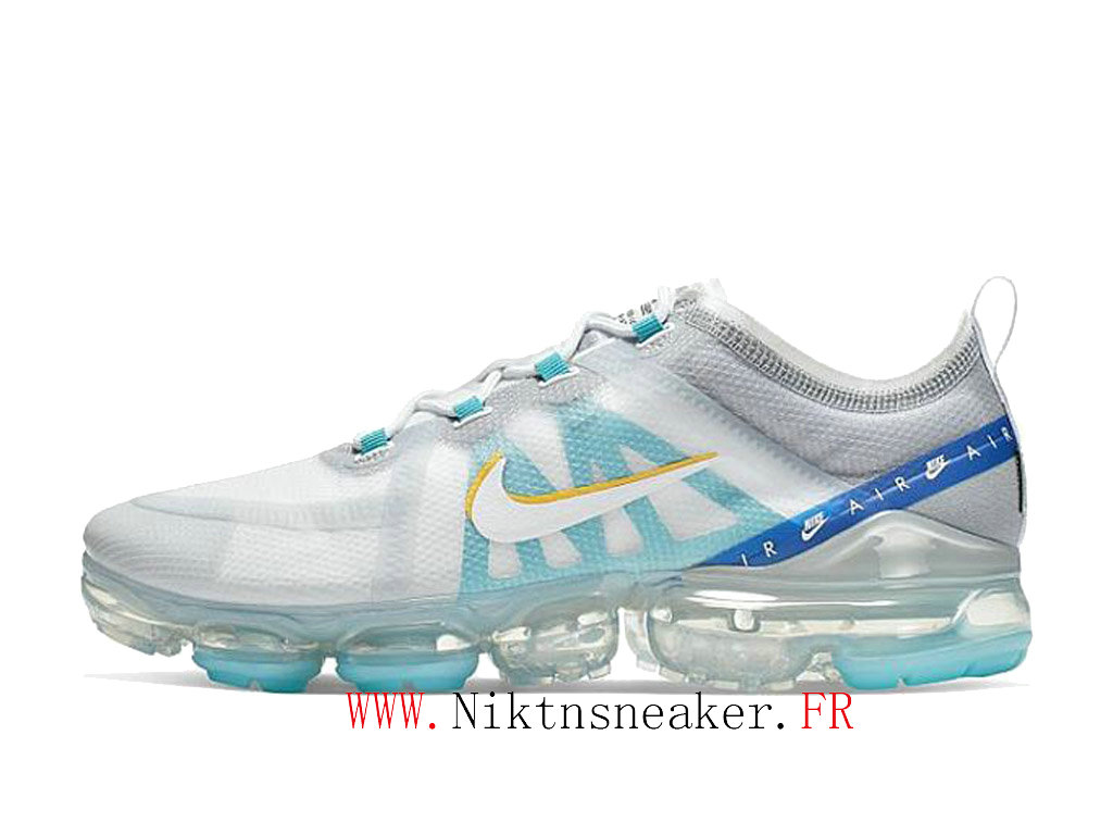 Nike Air Vapormax 2020 CI1240 102 Men ́s Pirx Running Shoes Women ́s Sky Blue / White
