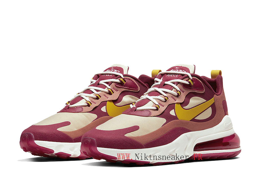 air max 270 react homme rouge