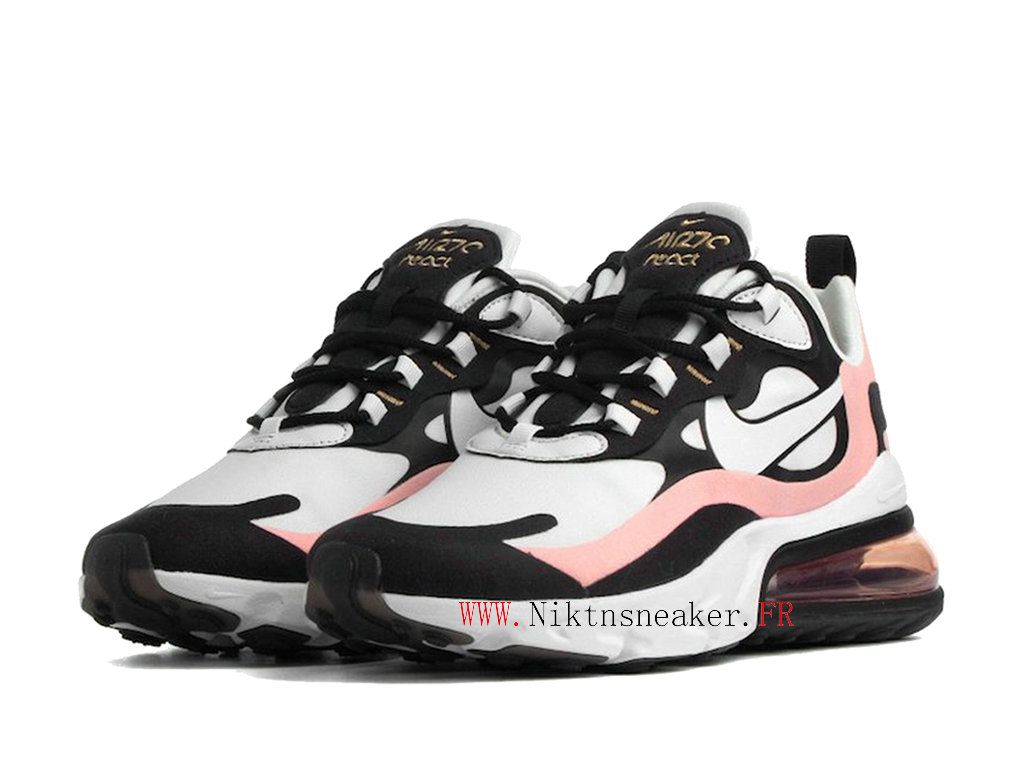 air max 270 blanc noir rose