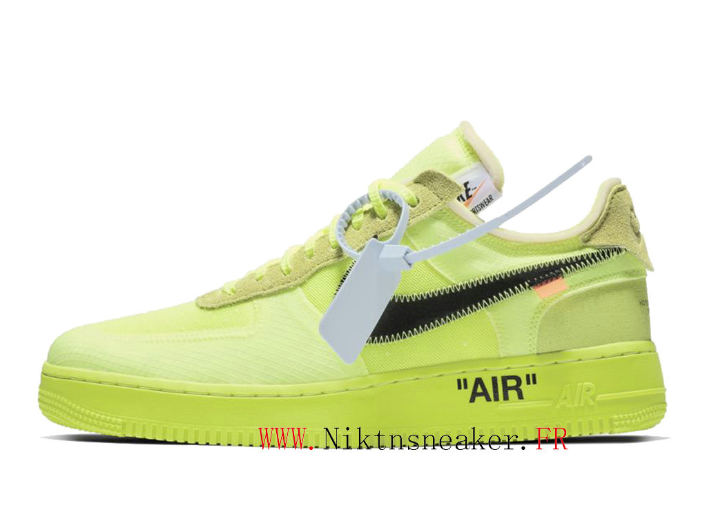 nike air force 1 off white homme